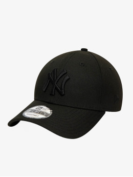 New Era Кепка с застёжкой MLB New York Yankees Team Contrast 9Forty черный