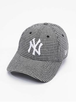New Era Кепка с застёжкой MLB New York Yankees Womens Houndstooth 9Forty черный