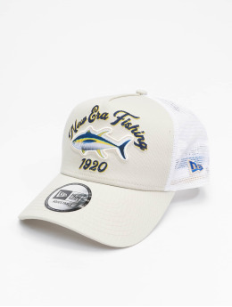 New Era Кепка тракер New Era Branded None Ne Fishing бежевый