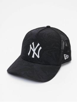 New Era Кепка тракер MLB New York Yankees Seasonal Camo 9Forty AF синий