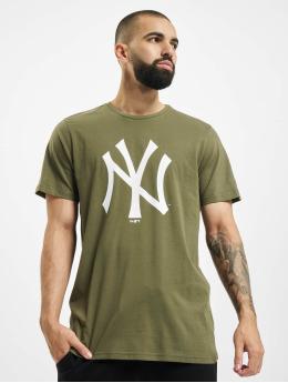 New Era Футболка MLB NY Yankees зеленый