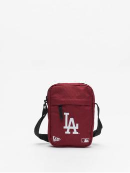 New Era Bag MLB Los Angeles Dodgers red