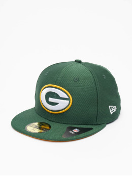 New Era Baseballkeps NFL Green Bay Packers Hex Era 59fifty grön