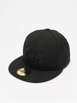 New Era Baseballkeps NBA LA Lakers 59Fifty svart