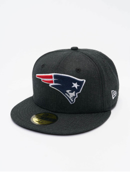 New Era Baseballkeps NFL New England Patriots 59Fifty svart