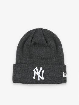 New Era Beanie MLB NY Yankees grigio