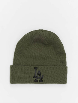 New Era Beanie Colour Ess Los Angeles Dodgers grün