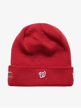 New Era Beanie MLB Washington Nationals negro