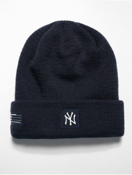 New Era Beanie MLB NY Yankees negro