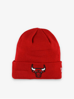 New Era Beanie NBA Chicago Bulls Team Cuff Knit  rood