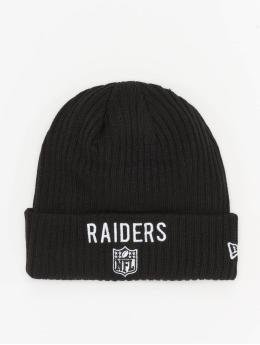 New Era Beanie NFL Las Vegas Raiders Team Flag Cuff  svart