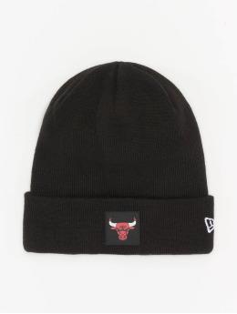 New Era Beanie NBA Chicago Bulls Team Cuff svart