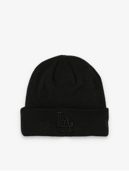 New Era Beanie MLB LA Dodgers Team Cuff Knit  zwart