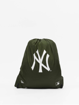 New Era Beutel MLB New York Yankees olive