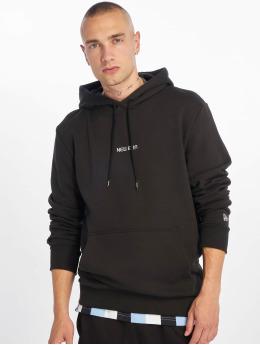 New Era Bluzy z kapturem Essential czarny