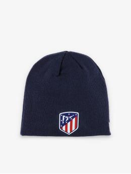 New Era Bonnet Atletico Madrid Skull Knit bleu