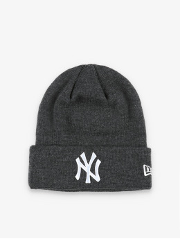 New Era Bonnet MLB NY Yankees gris