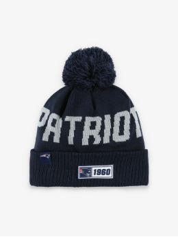 New Era Bonnet hiver NFL New England Patriots Onfield Cold Weather Road  bleu