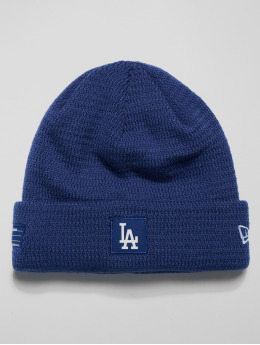 New Era Bonnet MLB LA Dodgers Sport Knit noir