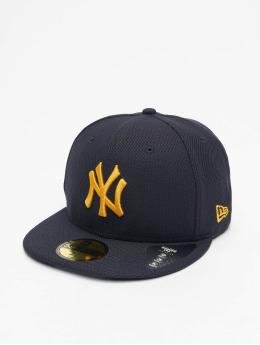 New Era Casquette Fitted MLB NY Yankees Diamond Era 59Fifty bleu