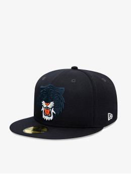 New Era Casquette Fitted MLB Detroit Tigers Pop Element 59Fifty bleu