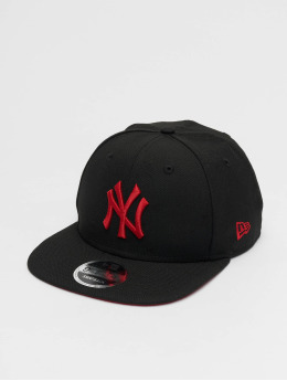 New Era Casquette Fitted NY Yankees noir