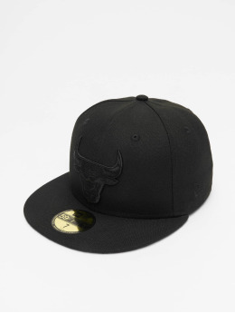 New Era Casquette Fitted NBA Chicago Bulls 59Fifty noir