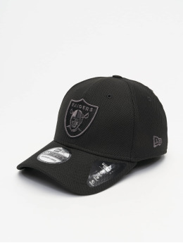 New Era Casquette Flex Fitted NFL Oakland Raiders Team 39thirty noir