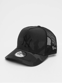 New Era Casquette Snapback & Strapback MLB Camo Essential Trucker NY Yankees 9Forty camouflage