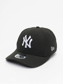 New Era Casquette Snapback & Strapback MLB Stretch Snap NY Yankees 9fifty noir