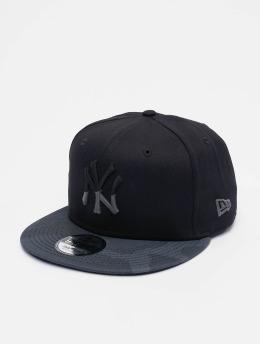 New Era Casquette Snapback & Strapback MLB Camo Essential NY Yankees 9Fifty noir