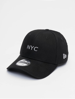 New Era Casquette Snapback & Strapback NYC Seasonal 9forty noir