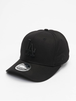 New Era Casquette Snapback & Strapback MLB LA Dodgers Tonal Stretch 9Fifty  noir
