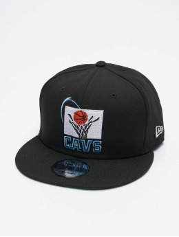 New Era Casquette Snapback & Strapback 9Fifty A8 001 Cleveland Cavaliers noir
