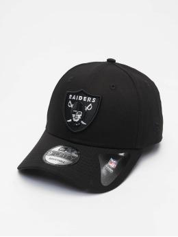 New Era Casquette Snapback & Strapback Nfl Properties Las Vegas Raiders Black Base 9forty noir