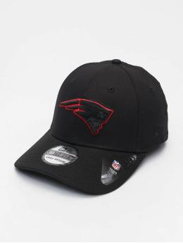 New Era Casquette Snapback & Strapback New England Patriots Tonal 39Thirty noir