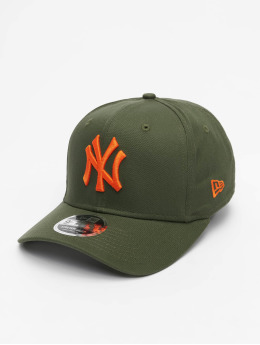 New Era Casquette Snapback & Strapback MLB NY Yankees Tonal Stretch 9Fifty  olive