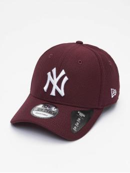 New Era Casquette Snapback & Strapback MLB NY Yankees Diamond Era 9forty rouge