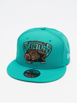 New Era Casquette Snapback & Strapback 9Fifty A8 001 Memphis Grizzlies turquoise