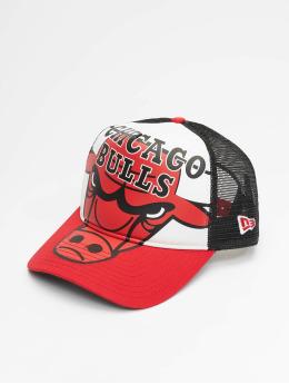 New Era Casquette Trucker mesh NBA Chicago Bulls Retro Pack 9Forty AF noir
