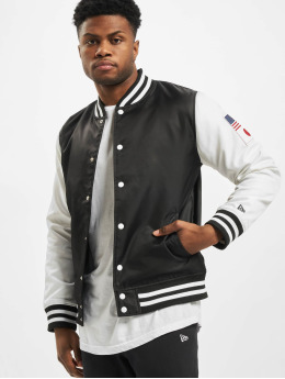 New Era College Jackets Far East Varsity  czarny