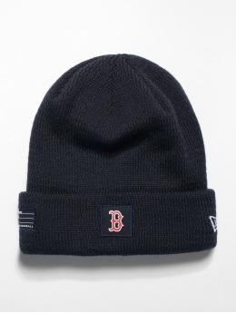 New Era Czapki MLB Boston Red Sox Sport Knit niebieski