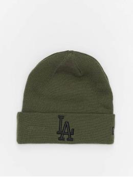 New Era Czapki Colour Ess Los Angeles Dodgers zielony