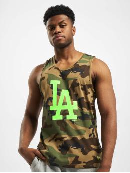 New Era Débardeur MLB LA Dodgers Camo camouflage