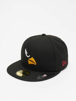 New Era Fitted Cap NFL Arizona Cardinals Team Tonal 59Fifty èierna
