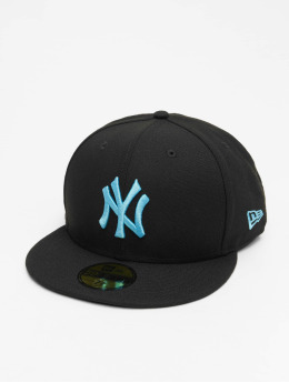 New Era Fitted Cap MLB NY Yankees League Essential 59Fifty  black