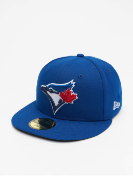 New Era Fitted Cap MLB Acperf GM 2017 Toronto Blue Jays blau