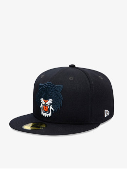 New Era Fitted Cap MLB Detroit Tigers Pop Element 59Fifty blau
