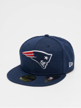New Era Fitted Cap Era Shadow Tech blauw