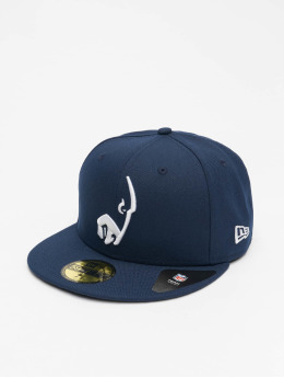 New Era Fitted Cap NFL Los Angeles Rams Team Tonal 59Fifty modrá